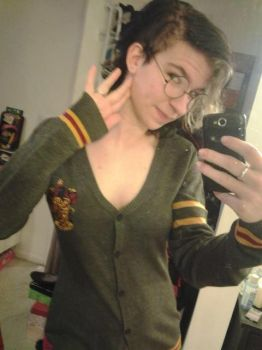 Harry Potter Cosplay ~ In the works by DoktorJK
