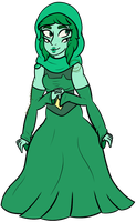 Chrysoprase Fusion by Grandmommyo
