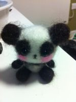 Mini Panda by missmiakomyori