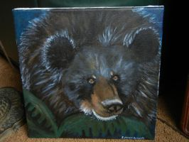 Baloo the wise bear by modastrid