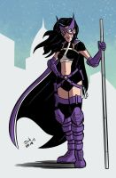 Huntress by Josh-Ulrich