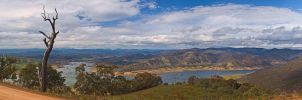 Eildon Skyline by Bjay70