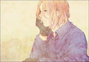 Unknown Country - Hetalia x Reader(France's Ending by ana