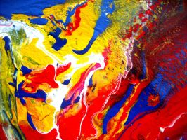 Primary colours by Living-Life-Loud