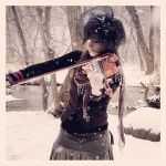 Lindsey Snow 1 by theShadowGrove