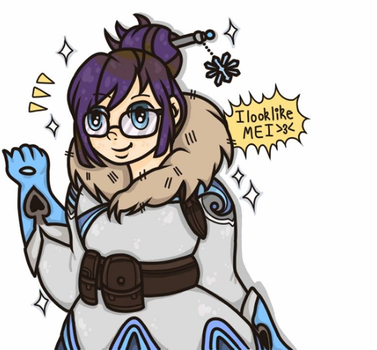 Me! Mei! by ReReStar1090