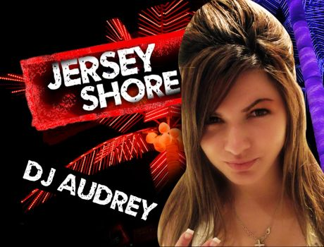 Jersey Shore: DJ Audrey by toxictwo