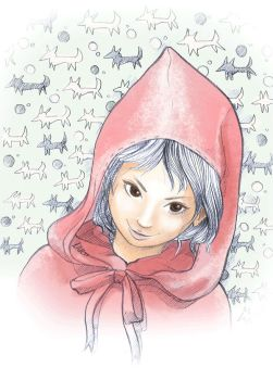 Little Red Riding Hood by arruguetti