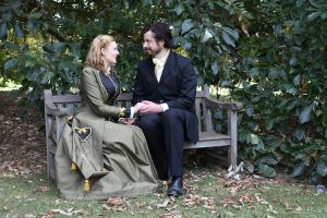 Victorian Couple 18 by Digimaree