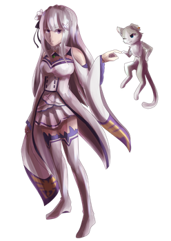 The Witch drawn by CynicalAshhole by CatgirlLizzie1234