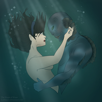 Shape of Water by luvbourn