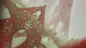 Mandelbox rendered with OpenCL engine by KrzysztofMarczak