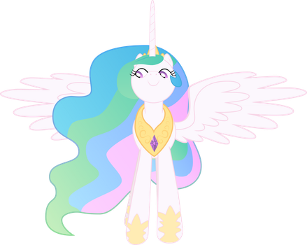 Great And Powerful Celestia by Felix-KoT