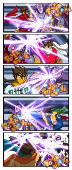 Hiryu uses Power Stone on Ultron Sigma by punkbot08
