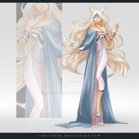 (CLOSED) Adoptable Outfit Auction 243 by JawitReen