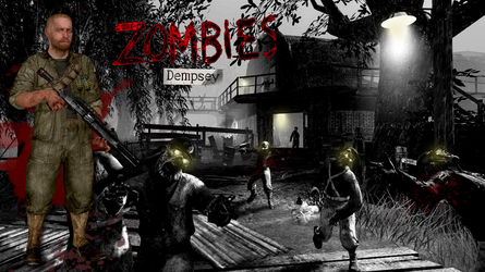 Zombies: Tank Dempsey by dpmm07