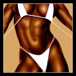 Ebony Fitness by carlzon