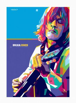 Brian Jones WPAP by opparudy