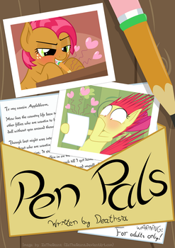 Pen Pals cover by ZuTheSkunk