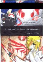 I have met you beyond the despaired by servantofpsychotic