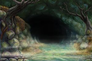 Cave Fixed Less Fog by Grumbleputty