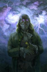 Ben Franklin by toerning