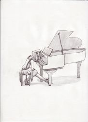 Piano by Enaec