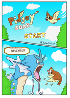 New PKMN Game Pidgey Soar is Magikarp Jump Revenge by YellerCrakka