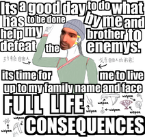 Full Life Consquences by AimzICR