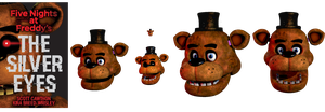 Freddy Head by YinyangGio1987