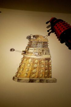 Dalek by lifeismybeat