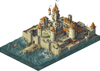 iso castle by fool