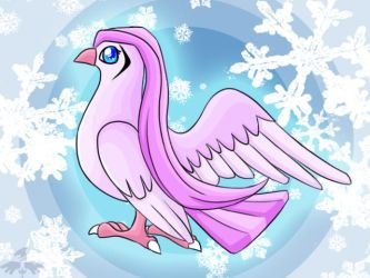 Icey Pigeona by Articuno