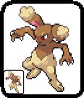Pokemon :Buneary Alt Evolution