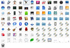 Leopard Default System Icons 2 by hjsergey