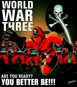 World War Three Teaser by stourangeau