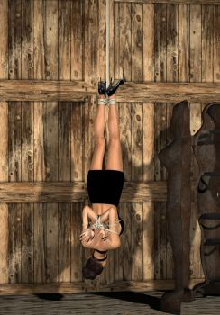 Hanging Maiden 02 by hookywooky