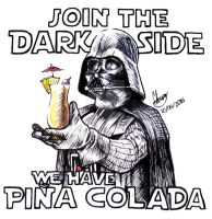 We have Pina Colada by TheDarkXelloss