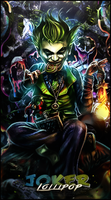 Joker_Lollipop by gabber1991md