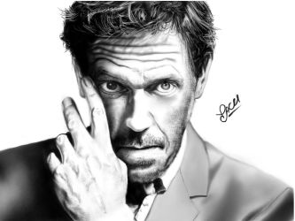 Dr. House by InoBynkS