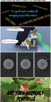 Comic: What were the odds? (Part 2/4) by Photonicsoup