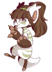 Chestnut gift by lalacat2000