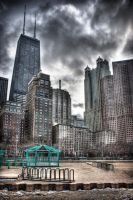 the city windy by b-rooks