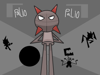 Palio Palio by AarenAnimations