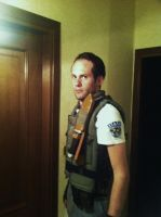 Chris Redfield istant 1 by Martin-Redfield