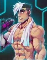 For my fellow Shiro fans by zillabean