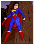 Superwoman12a by Rogelioroman by THE-Darcsyde