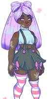 adopt: pastel gurl (closed) by eggcellentegg