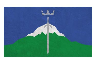 Flag of the High Kingdom of Montival by briuhn