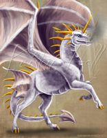 Unicorn Dragon by Unicornarama